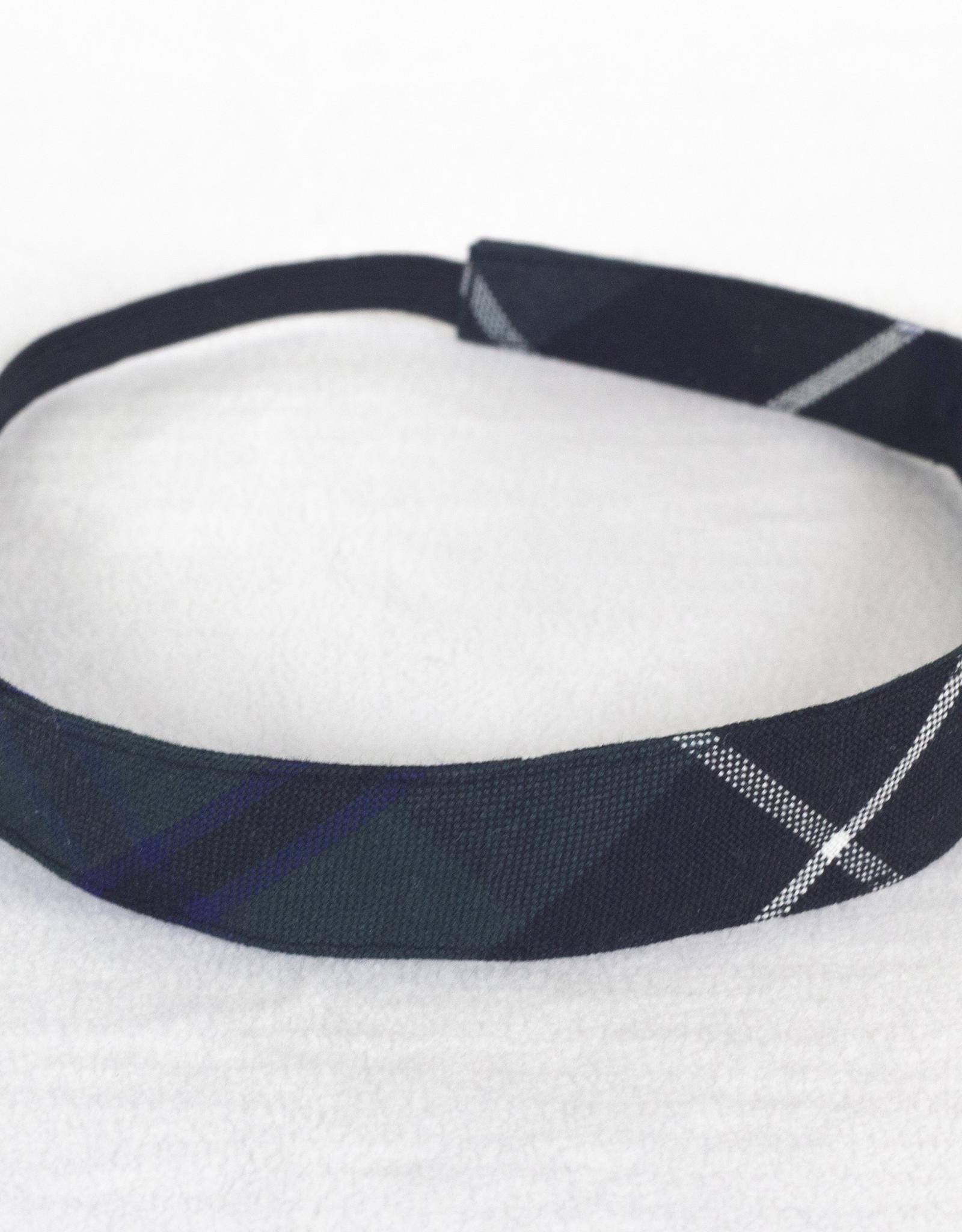 Headband Plaid