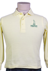 Polo Unisex Long Sleeve  Adult