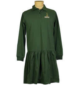 Polo Dress  Long Sleeve Youth