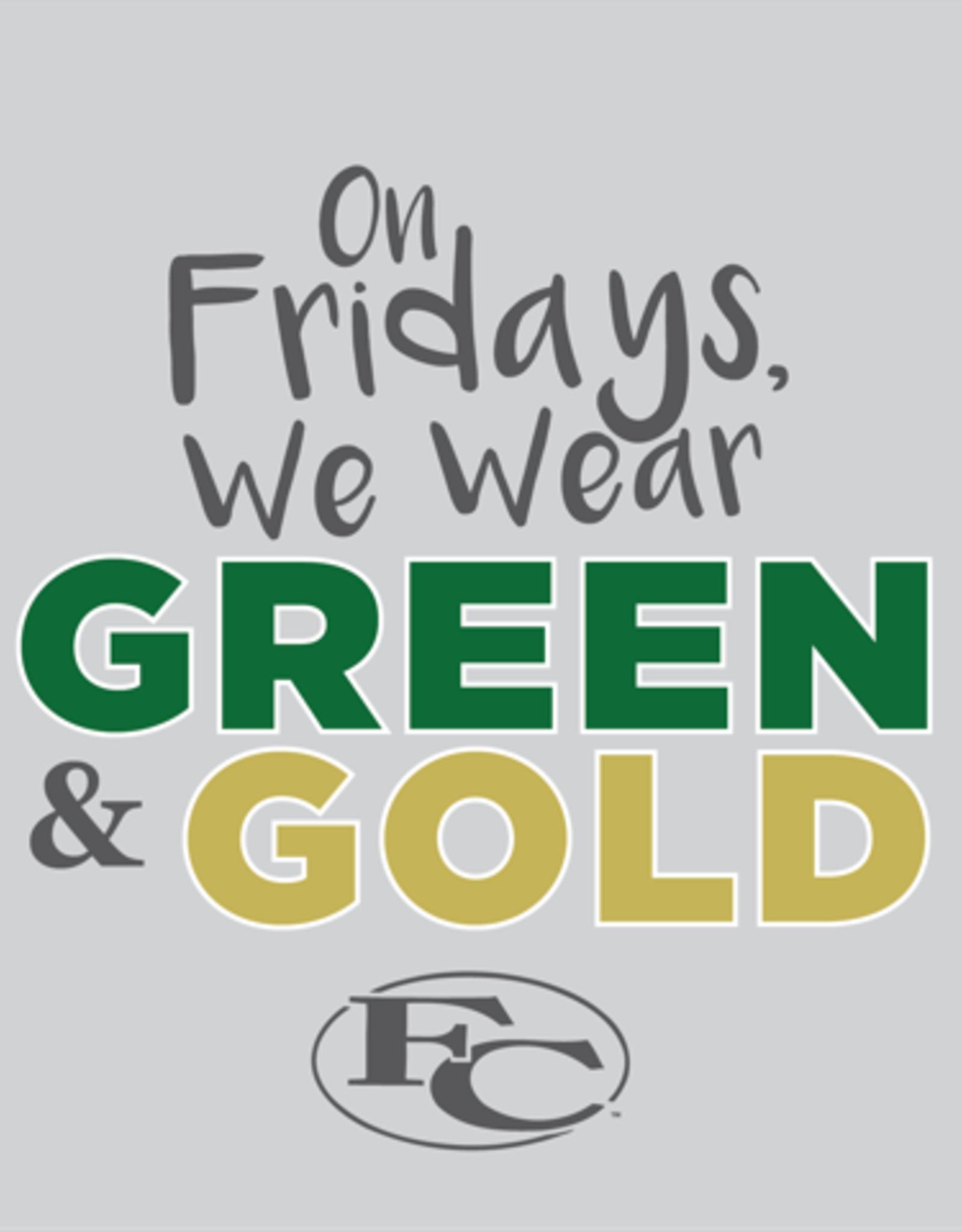 SW 21 Green on Fridays
