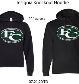 J. American SW 22 Insignia Knockout Hoodie
