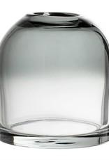 Glass Vase - Gray