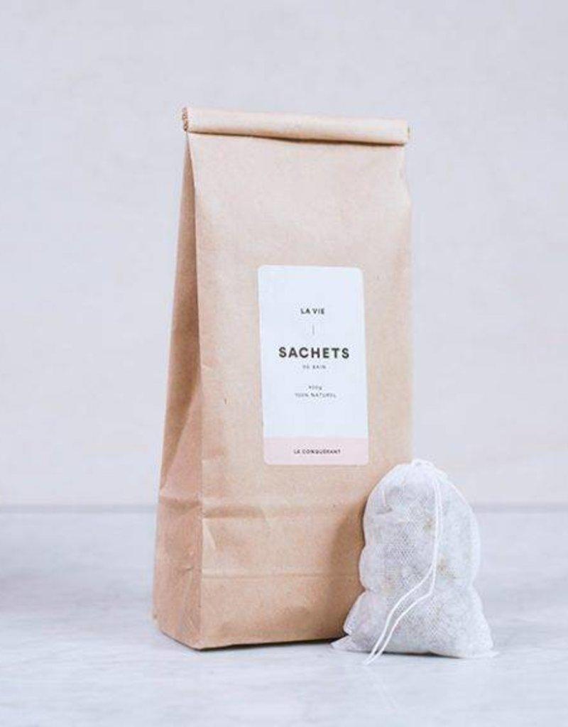 Atelier La Vie Apothicaire Bath Bags - Conqueror 280g - 4 Bags