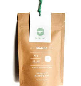 Bangoshi Matcha Tea - 40 g