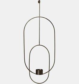 Ferm Living Hanging Tealight - Oval