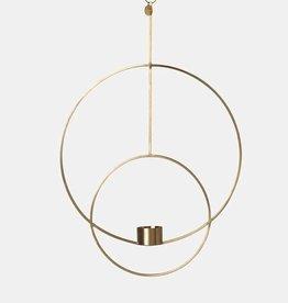 Ferm Living Hanging Tealight - Circular