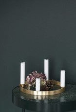 Ferm Living Candle Holder Circle- Brass