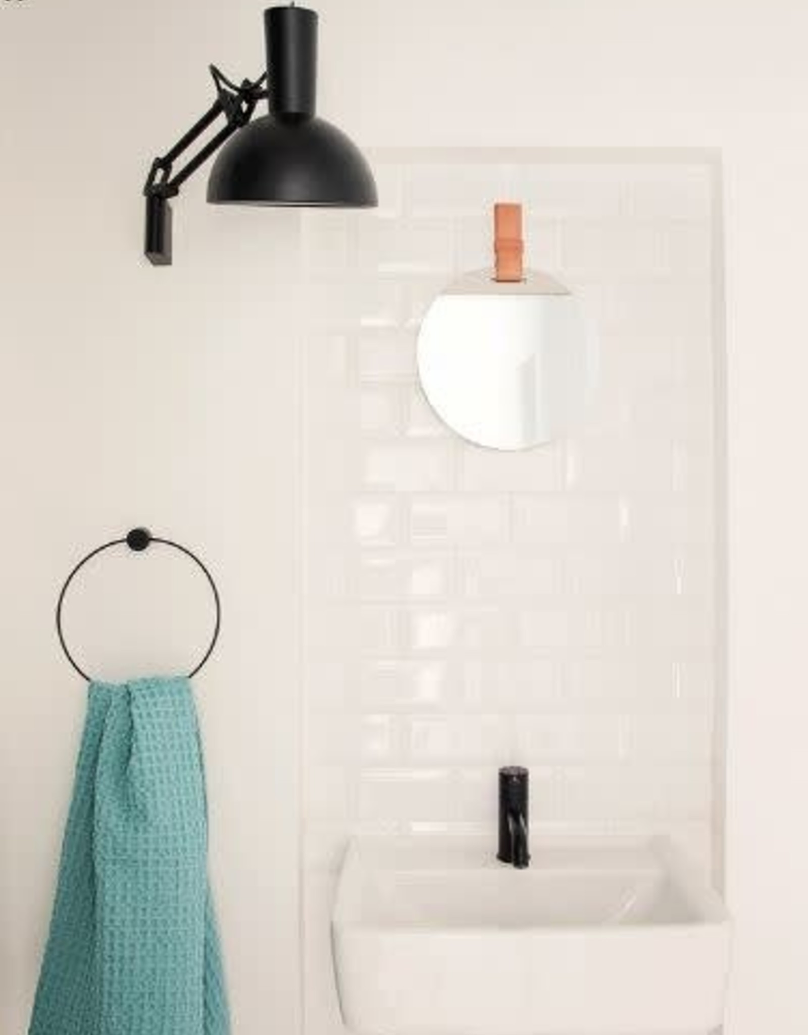 Ferm Living Towel Hanger - Black