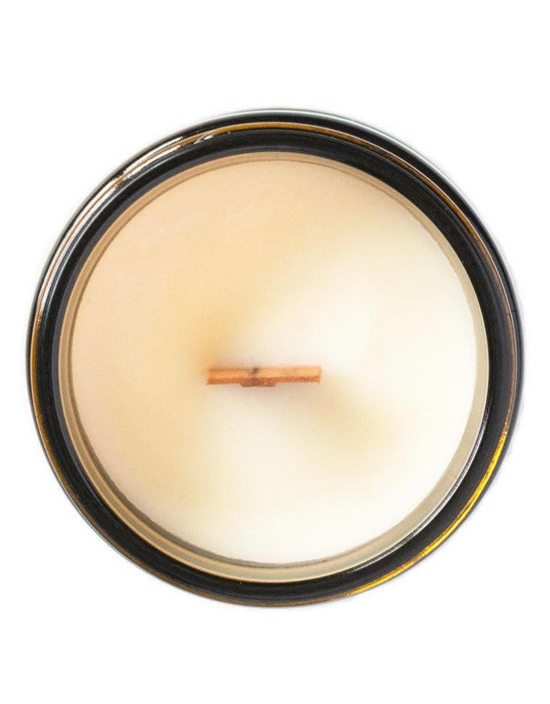Sugi tree studio Wood Wick Candle - Pumpkin Spice - 7.5 oz.
