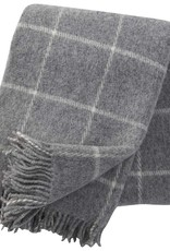 Klippan Vinga Throw - Light Grey