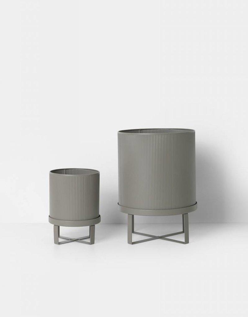 Ferm Living Bau Pot - Warm Grey - Small