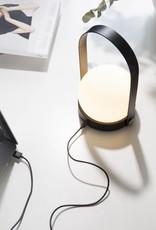 Menu Carrie lampe portable DEL - Noire