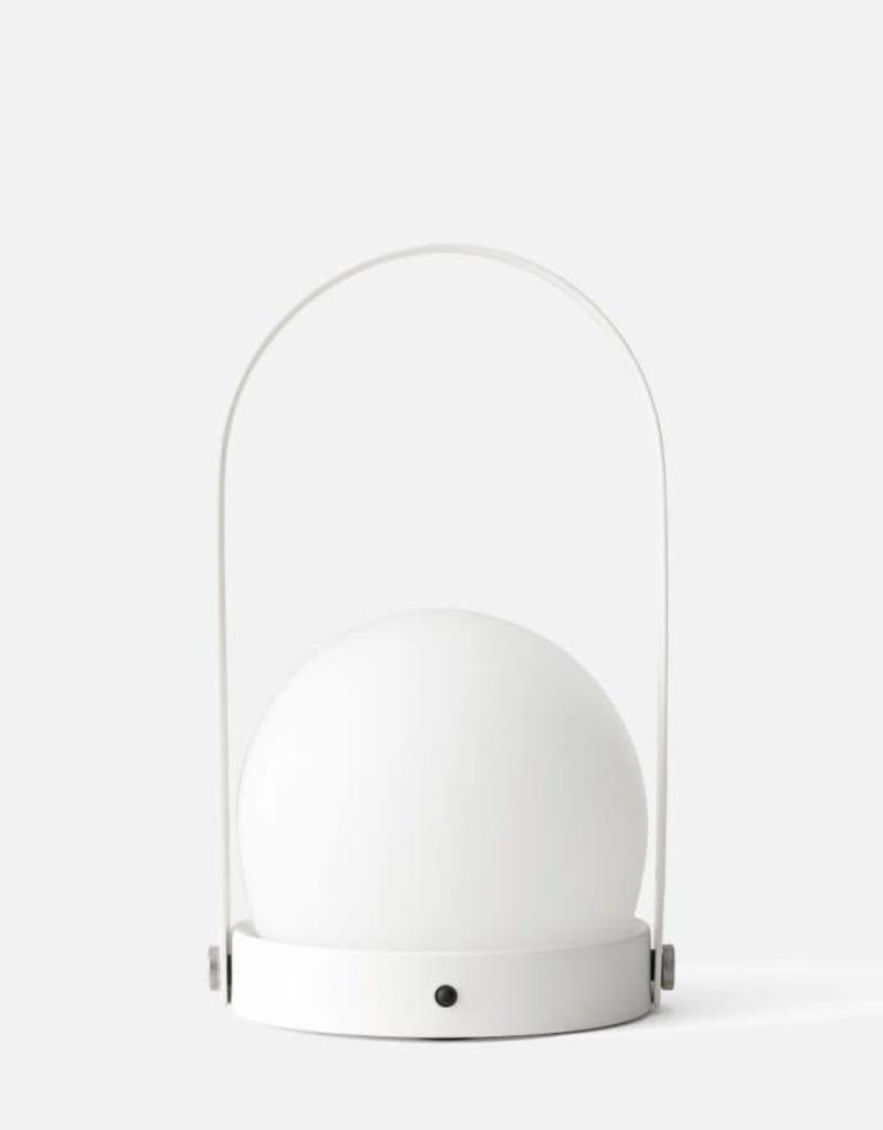 Menu Carrie lampe portable DEL - Blanc
