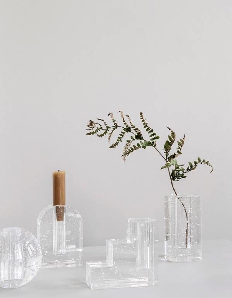 Ferm Living Bubble Glass Object - Vault