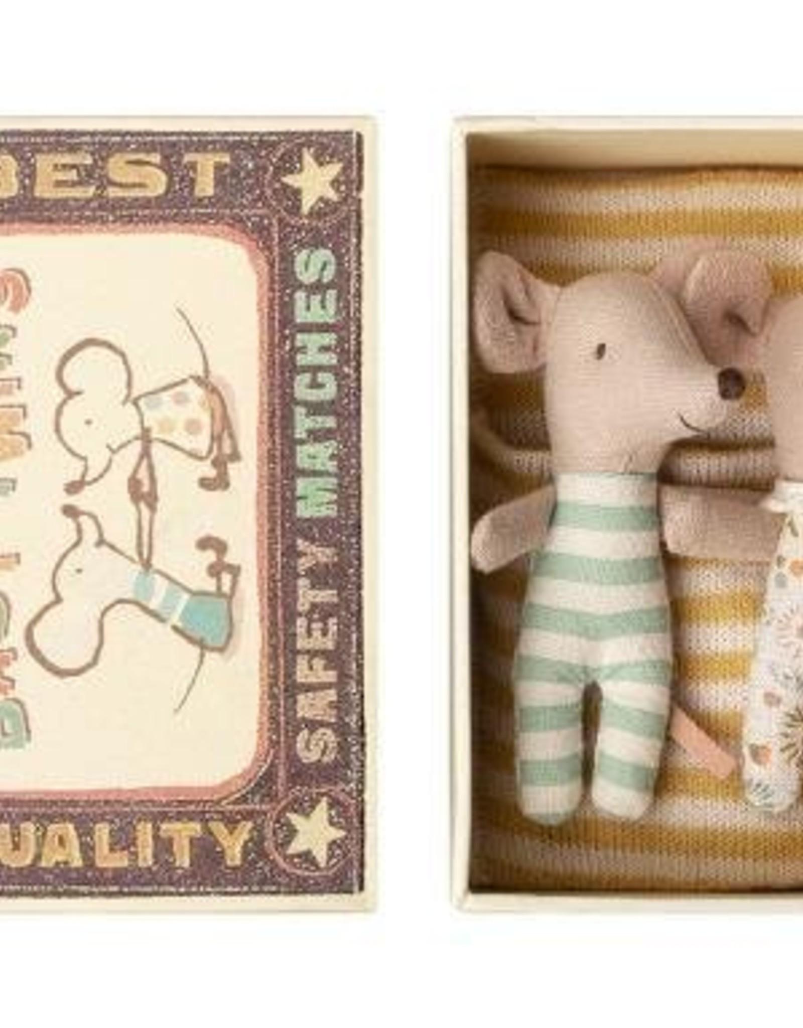 Souris Bébé - Jumeaux dans la boîte #1