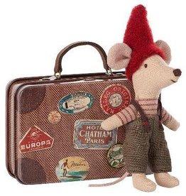 Maileg Souris de Noël dans une valise