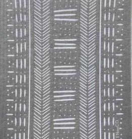 Ten and Co. Sponge Cloth - Mudcloth Grey