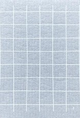 Ten and Co. Sponge Cloth - Grid - Grey