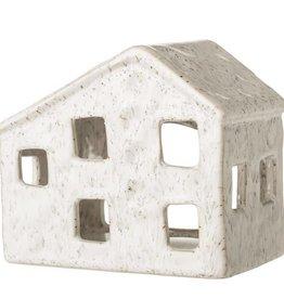 Petite Maison Bougeoir - Blanc