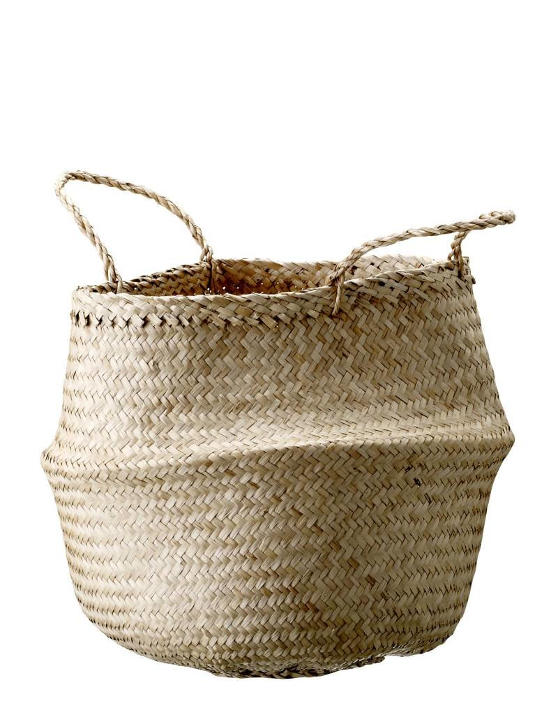 Seagrass Basket - Natural