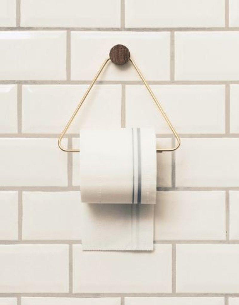 Ferm Living Toilet Paper Holder - Brass