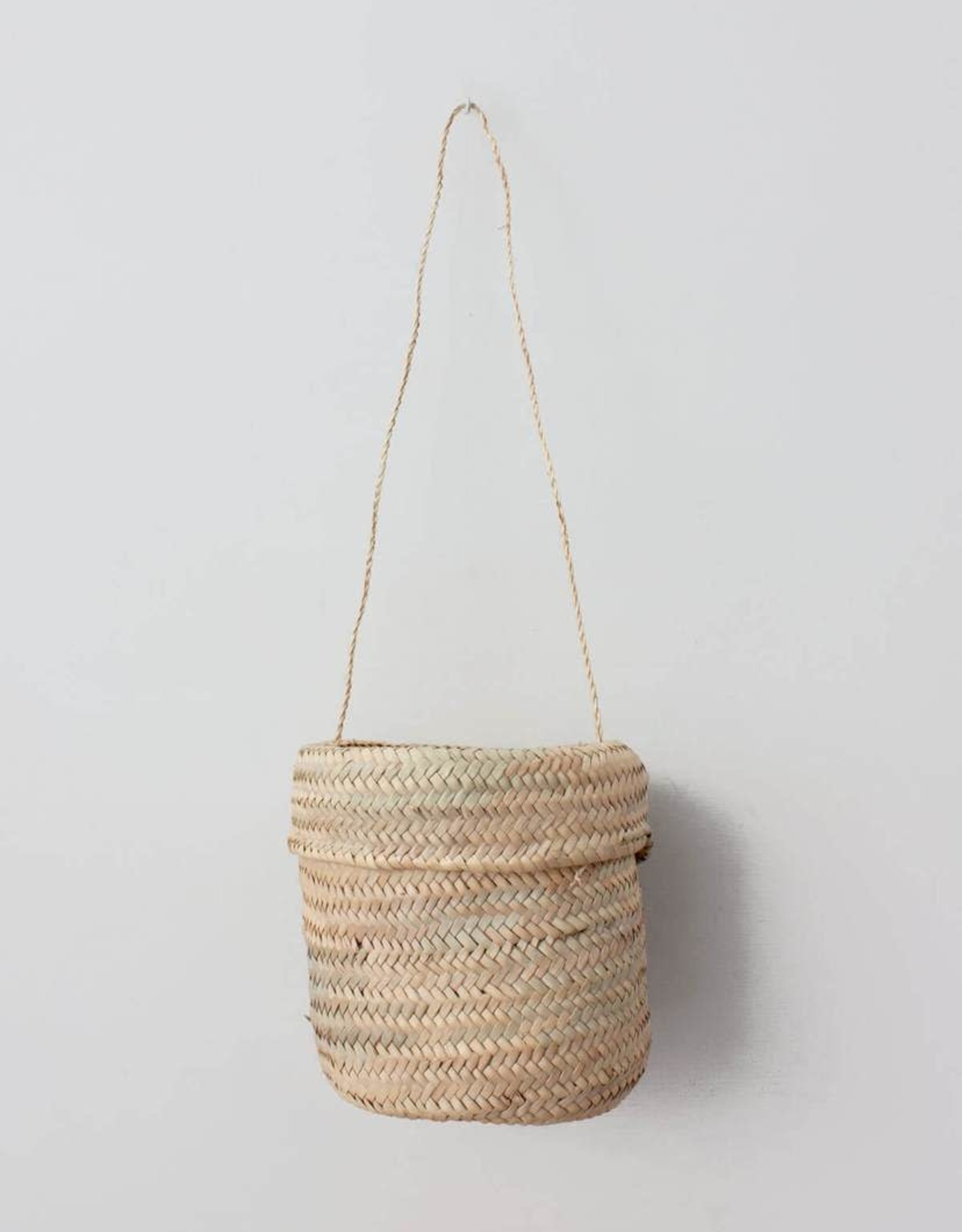Basket Bucket Bag