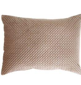 Bloomingville Velvet Pillow - Sand