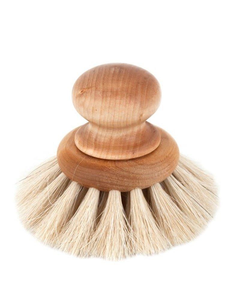 Iris Hantverk Dishbrush Round w/Knob
