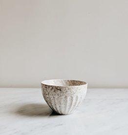 Bloomingville Stoneware Bowl - White