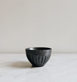 Stoneware Bowl - Black