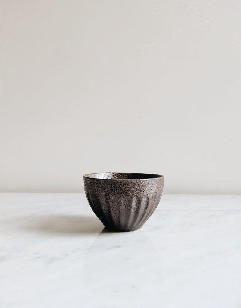 Stoneware Bowl - Brown