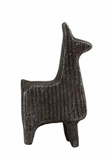 Cast Iron LLama - Distressed Finish