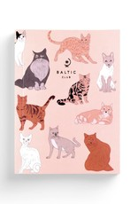 Baltic Club Notebook - Cats