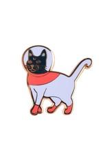 Baltic Club Pin - Astro Cat