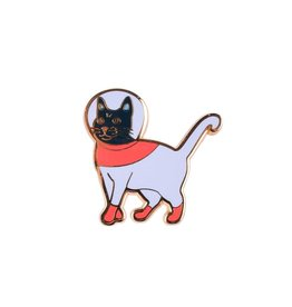 Baltic Club Pin - Astro Cat
