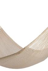 Yellow leaf Hamac en corde de coton - Catalina