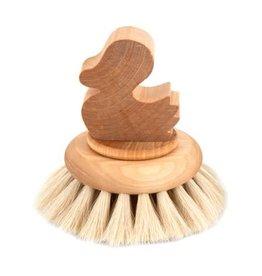 Bath Brush ''Duck'' w/ Knob