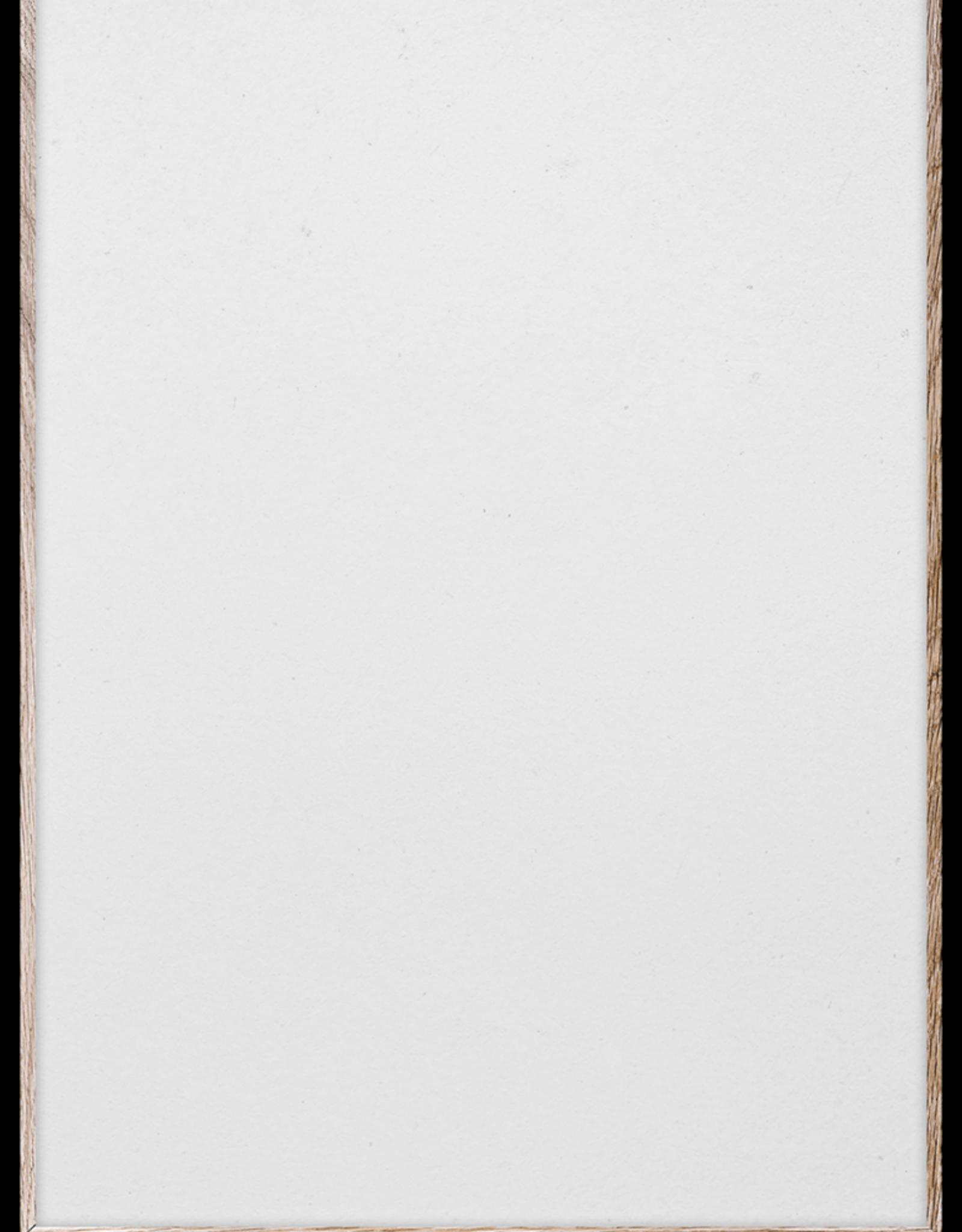 Paper Collective Oak Frame 50x70 cm