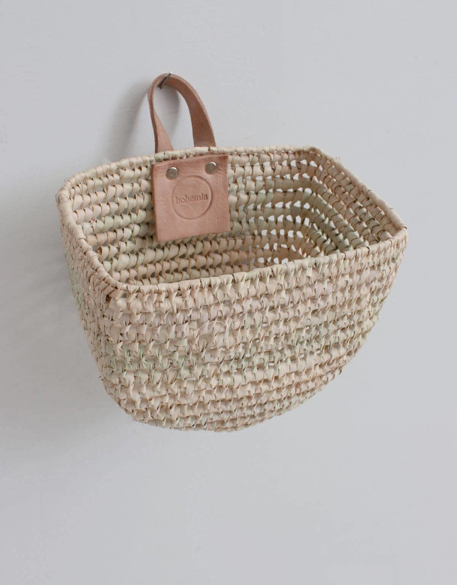 Mini Wall Basket - Demi Circle
