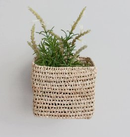 Mini Wall Basket - Square