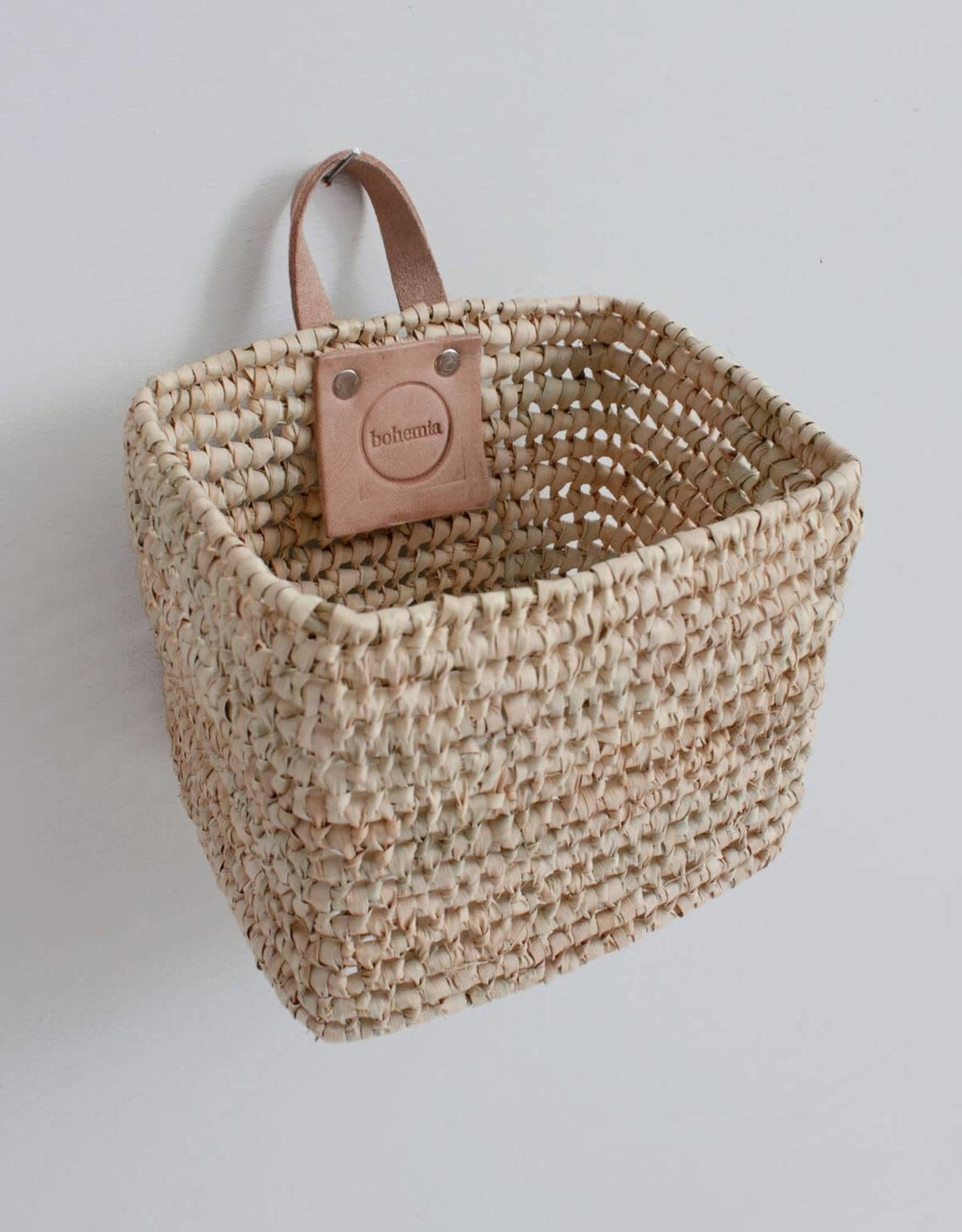 Mini Wall Basket - Square