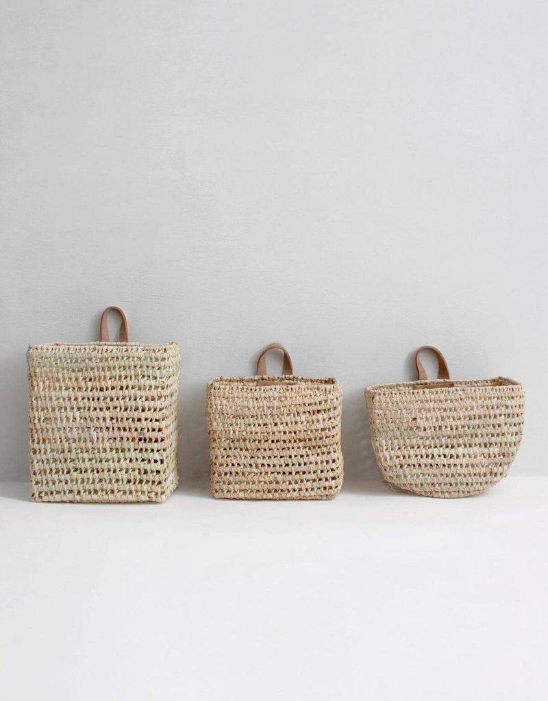 Mini Wall Basket - Rectangle