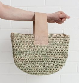 Half Moon Forage Basket