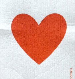 Ten and Co. Sponge Cloth - Big Love