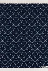 Ten and Co. Essuie-tout réutilisable Écaille - Noir