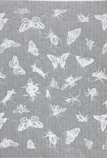 Ten and Co. Essuie-tout réutilisable Insectes - Gris