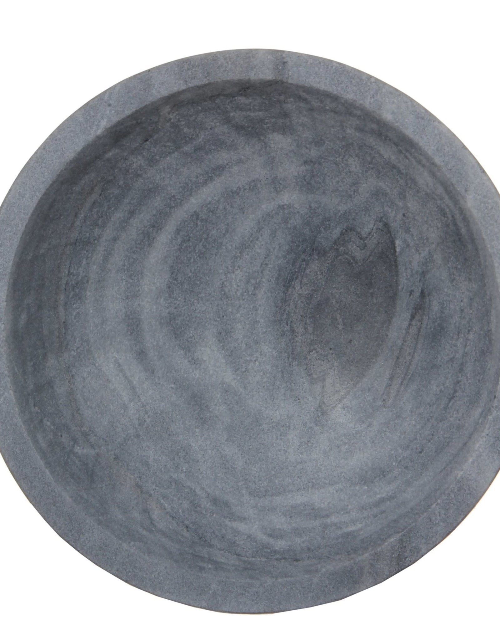 Stone Bowl Grey - Large