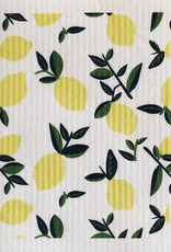 Ten and Co. Sponge Cloth - Lemon