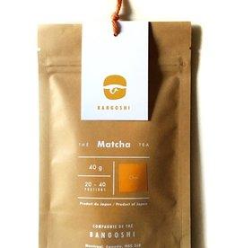 Bangoshi Chai Matcha Tea - 40 gr