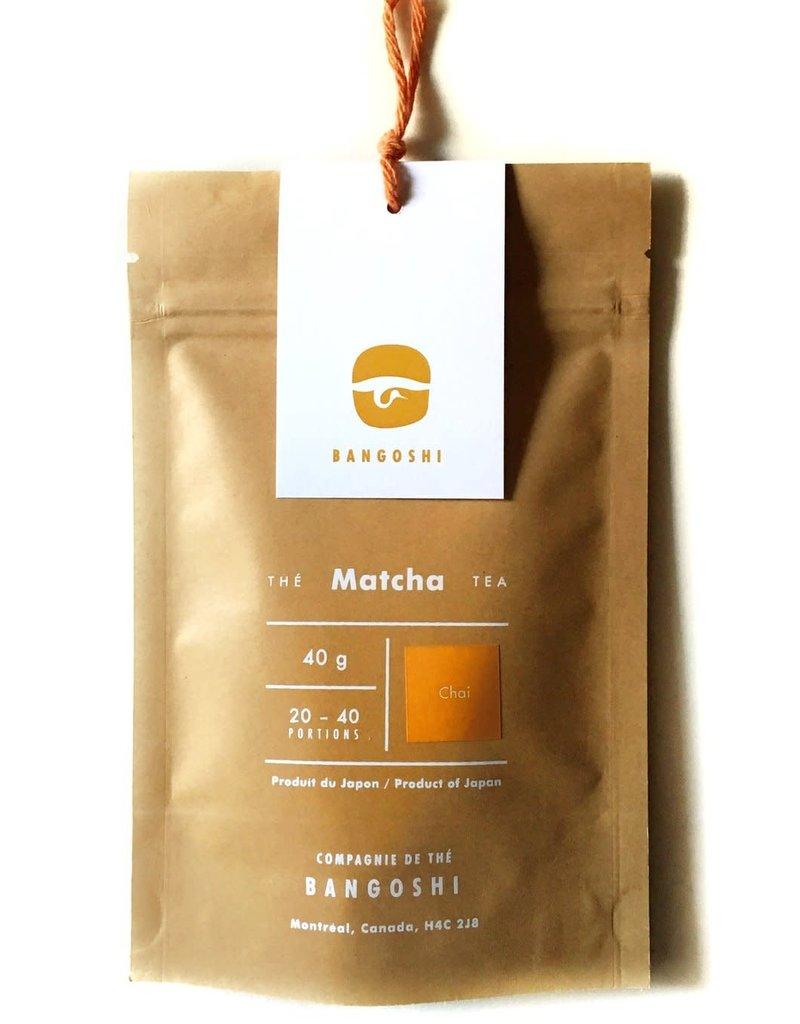 Bangoshi Thé Matcha - 40 gr